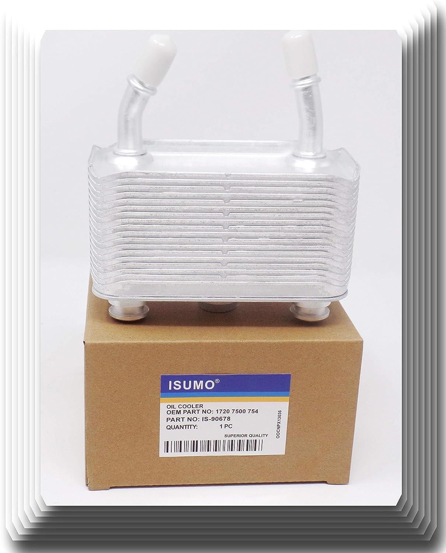 17207500654 Auto Trans Max 50% OFF Cooler Fits: Outlet SALE BMW 2000-2001-2002-20 X5 E53