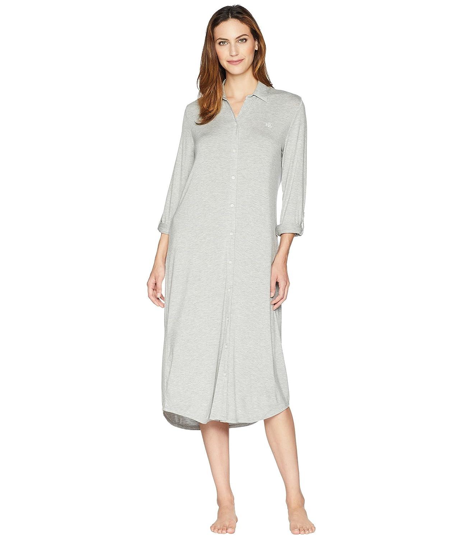 [ラルフローレン] レディース ナイトウェア Long Sleeve Roll Tab Ballet Sleepshirt [並行輸入品]
