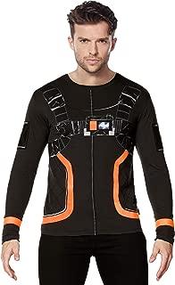 Adult Fortnite Dark Voyager Costume T Shirt