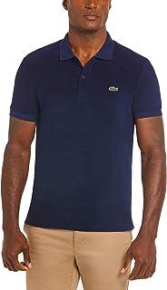 Men's Short Sleeve Regular Fit Terry Cloth Polo Shirt