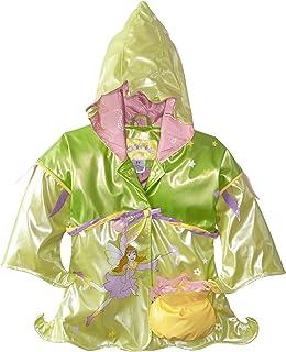 Kidorable Girls' Little Fairy All Weather Waterproof Coat
