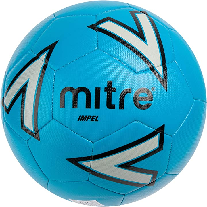 Mitre impel training, pallone da calcio unisex adulto 5-BB1118WIL