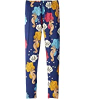 mini rodini - Seahorse Leggings (Infant/Toddler/Little Kids/Big Kids)