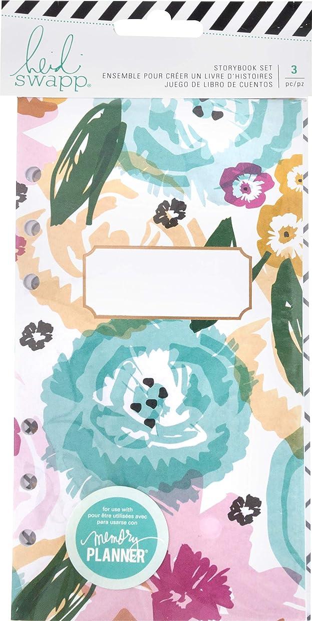 Heidi Swapp Fresh Start Memory Planner Journals - Storybook - Playful