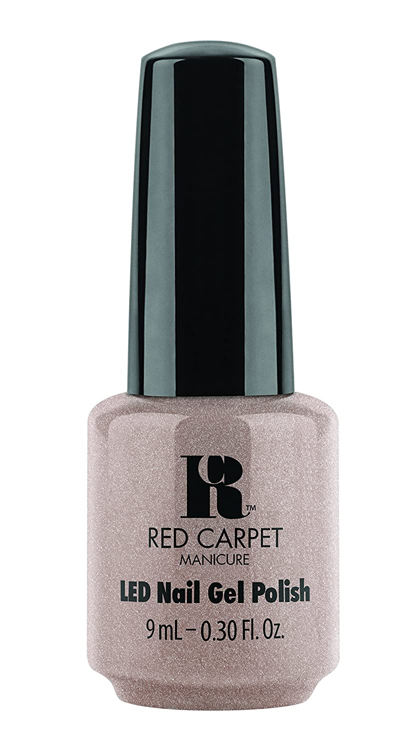 スタンドスキニー軍隊Red Carpet Manicure - LED Nail Gel Polish - Simple Stunning - 0.3oz / 9ml