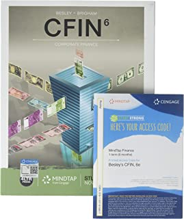 Bundle: CFIN, 6th + Online, 1 term (6 months) Printed Access Card + LMS Integrated Sticke for CFIN Online
