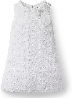 girls eyelet dress