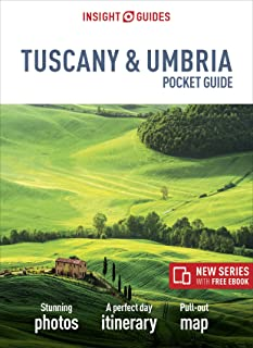 Insight Guides Pocket Tuscany and Umbria (Travel Guide with Free eBook) (Insight Pocket Guides)