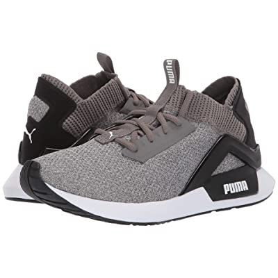 PUMA Rogue (Charcoal Gray/Puma Black) Men