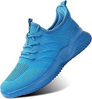 أحذية الركض للأولاد والبنات والأطفال خفيفة الوزن وجيدة التهوية سهلة الارتداء المشي تنس رياضي رياضي