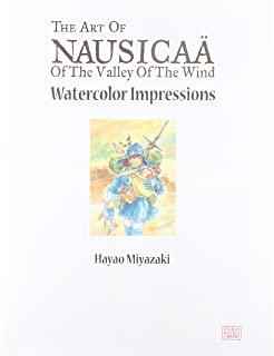 Nausicaä of the Valley of the Wind: Watercolor Impressions (1) (Nausicaa of the Valley of the Wind)