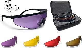 gafas graduadas de arcilla