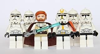 LEGO® Star Wars - Commander Obi Wan & 5 Clone Trooper Army