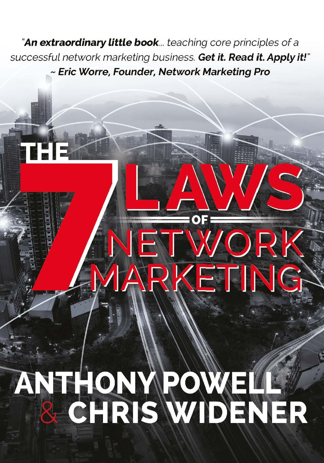 The Seven Laws of Network Marketing