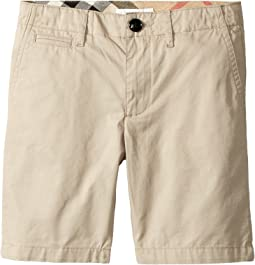 Burberry Kids Tristen Shorts (Little Kids/Big Kids)