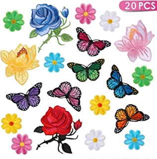 Best sew on decorative patches Reviews