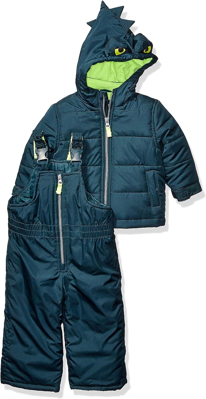 Carter's Boys' Baby Heavyweight 2-Piece Skisuit Snowsuit