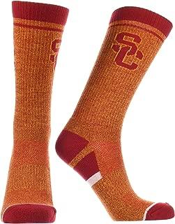 TCK USC Trojans Socks Pep Rally Crew Length