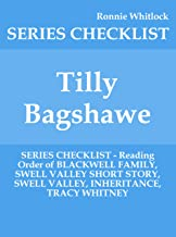 Tilly Bagshawe - SERIES CHECKLIST - Reading Order of BLACKWELL FAMILY, SWELL VALLEY SHORT STORY, SWELL VALLEY, INHERITANCE, TRACY WHITNEY