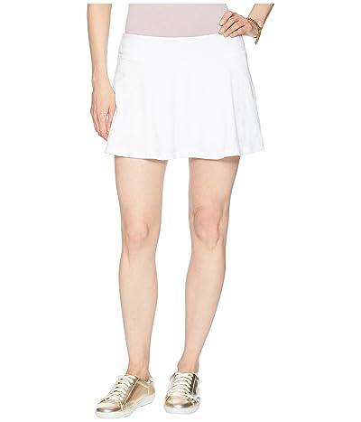 Lilly Pulitzer UPF 50+ Luxletic Aila Skort (Resort White Perfect Match Jacquard) Women