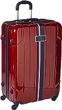 Tommy Hilfiger Lochwood 28 Inch Spinner Luggage, Burgundy, One Size