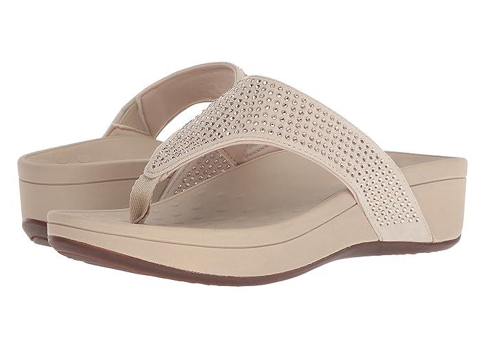 VIONIC  Naples (Champagne) Womens Sandals