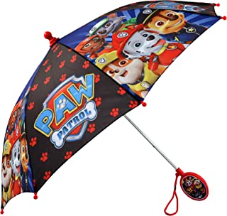 Nickelodeon Little Boys Paw Patrol Character Rainwear Umbrella, Ages 3-7