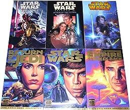The Complete Star Wars Movie Saga, Episodes I-VI (Amazon.com Exclusive)