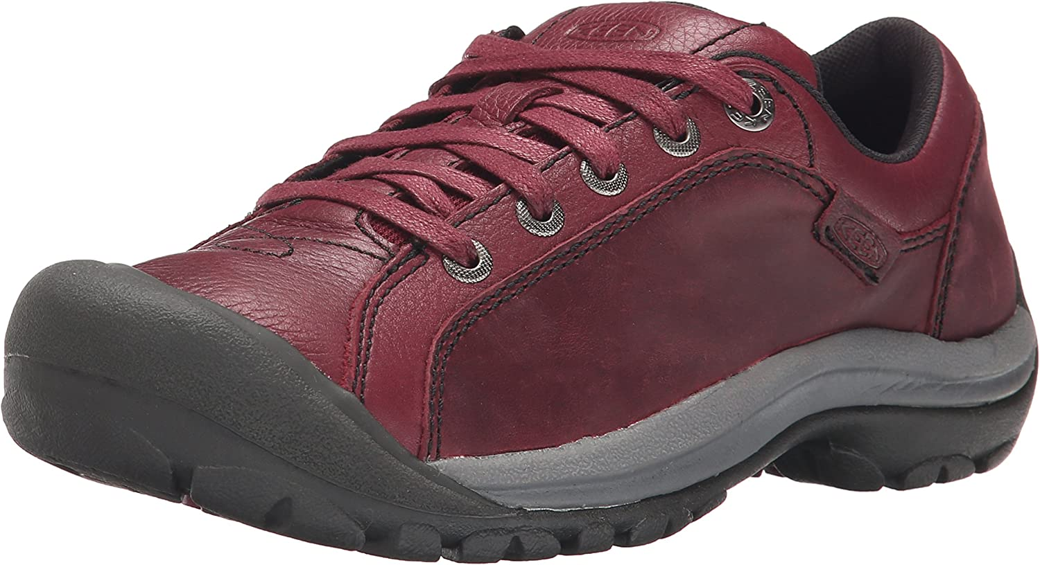 KEEN Women's Briggs Leather shoes Black