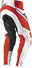 MSR Axxis Pants, Distinct Name: White/Black/Red, Gender: Mens/Unisex, Primary Color: White, Size: 38
