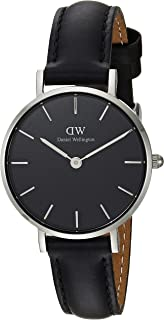 Daniel Wellington Women's Watch Classic Petite Sheffield  Black 28mm