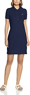 Lacoste Women Slim Fit Core Polo Dress