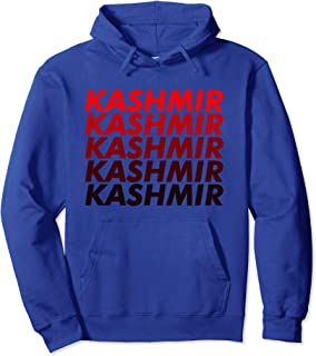 Kashmir A Heaven On Earth - Muslim Majority State In Asia  Pullover Hoodie