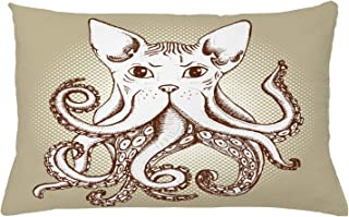 octopus head pillow