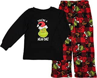 Best grinch pjs for boys Reviews