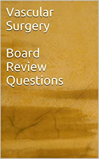 vascular surgery board questions