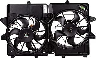 BOXI Engine/Radiator Cooling Fan Assembly For Ford Escape Hybrid 2005-2012, Mercury Mariner Hybrid 2006-2011 5M6Z8C607AH