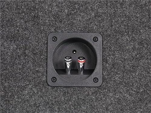 wholesale Scosche SE102CC 10-Inch wholesale Dual Subwoofer online Enclosure (Grey/Black) sale