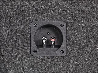SCOSCHE SE10CC 10 Inch Car Speaker Enclosure with MDF Carpet