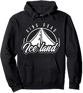 Vintage Rind Road Iceland Travel Hoodie, Traveling Hoodie
