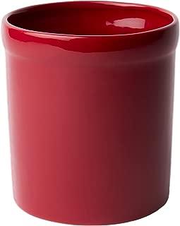 Best burgundy utensil holder Reviews
