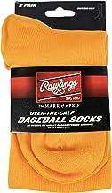 Rawlings Baseball Socks 2 Pair
