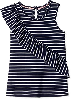 Nautica Baby Girls' Long Sleeve Fashion Top