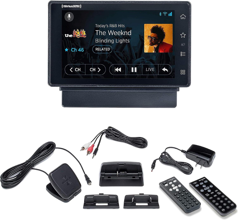 SiriusXM SXWB1AZV1 Tour Radio with 360L and Vehicle Kit + SXDH4 Interoperable Home Kit