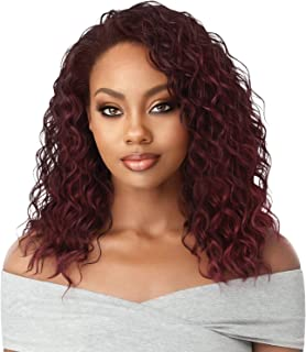 OUTRE Synthetic Hair Half Wig Quick Weave Melrose (1)
