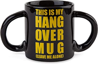 BigMouth Inc. Hangover Coffee Mug - Funny Coffee Cup Holds 24 oz. of Coffee or Tea, Makes a Great Gift