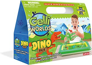 Gelli Worlds - Dino Pack, Multicolor, One Size