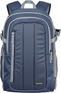 Cullmann - 91441 - Seattle TwinPack 400+ Backpack - Daypack - Photo Backpack 2-in-1 for DSLR and System Cameras with Acces...