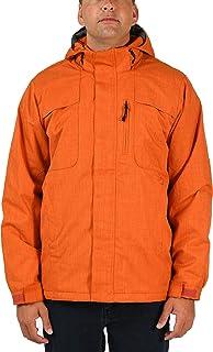 ARCTIX Men's Arctix Mens Espresso Insulated Winter Jacket athletic-insulated-jackets