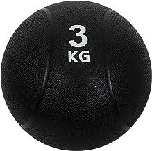 مايند ريدر كرة تدريبات اللياقة البدنية المنزلية ، مطاط، اسود، 3 كجم